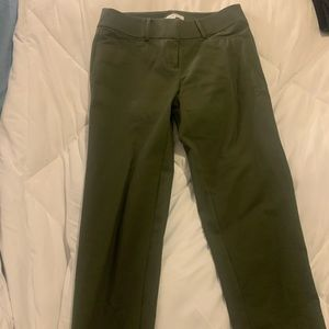 olive green Riviera pant